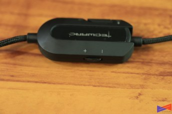 Tecware Q5 Headset Review Soundcard