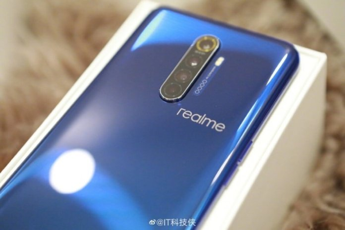 realme x2 pro hands on leaked 4
