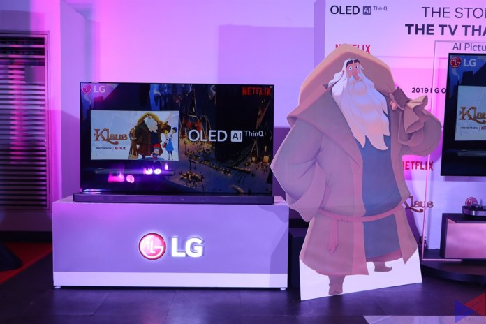 "LG Netflix, LG Partners with Netflix for 2D Movie ""Klaus"", Donates to ACPI and Shelter of Hope, Gadget Pilipinas, Gadget Pilipinas"