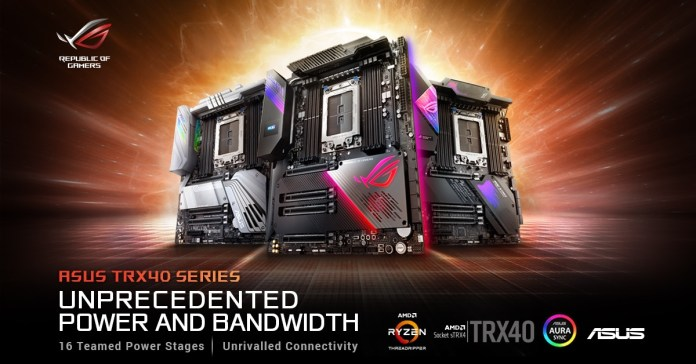 TRX40 Cross Series