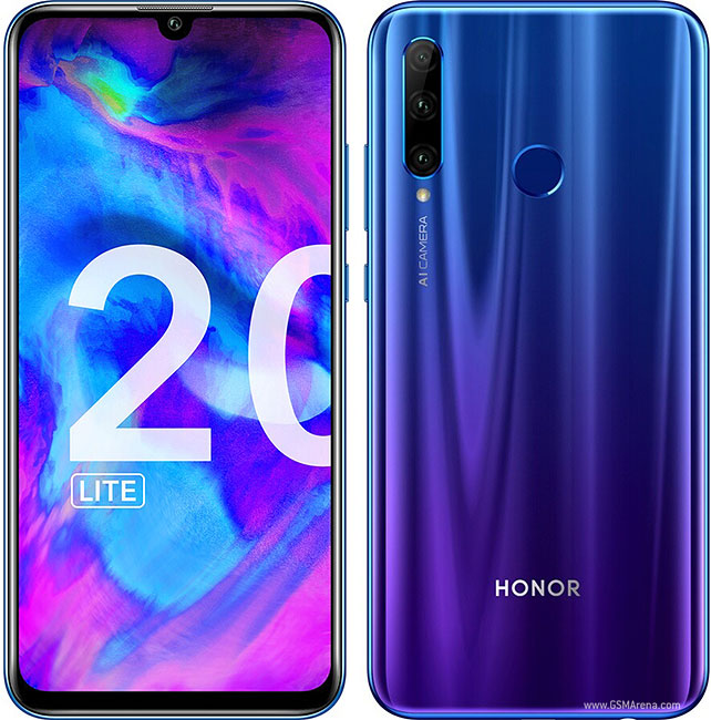 HONOR 20 Lite 1