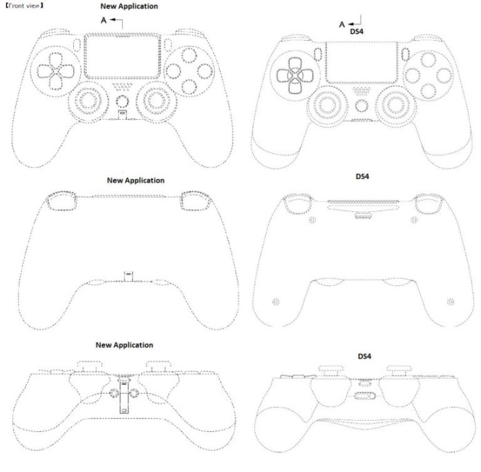 ps5 controller patent featured