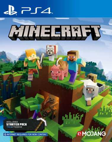 minecraft starter collection version, Minecraft Starter Collection for the PlayStation 4 release date and price revealed, Gadget Pilipinas, Gadget Pilipinas