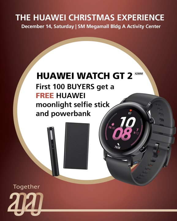 Together 2020 Watch GT 2 42mm