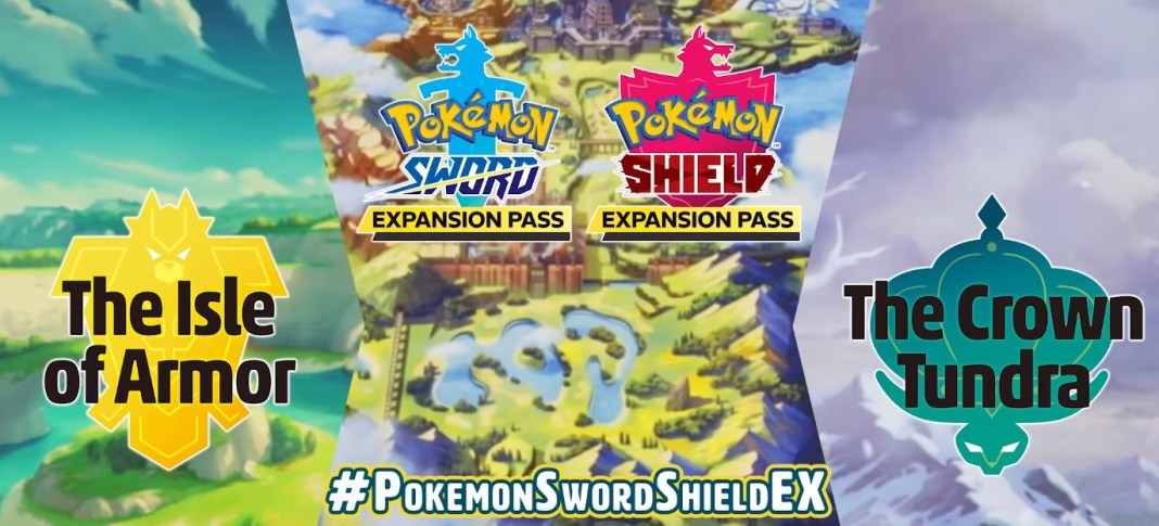 Expansion pass for Pokemon Sword and Shield announced, Expansion pass for Pokemon Sword and Shield announced, first update available June 2020, Gadget Pilipinas, Gadget Pilipinas