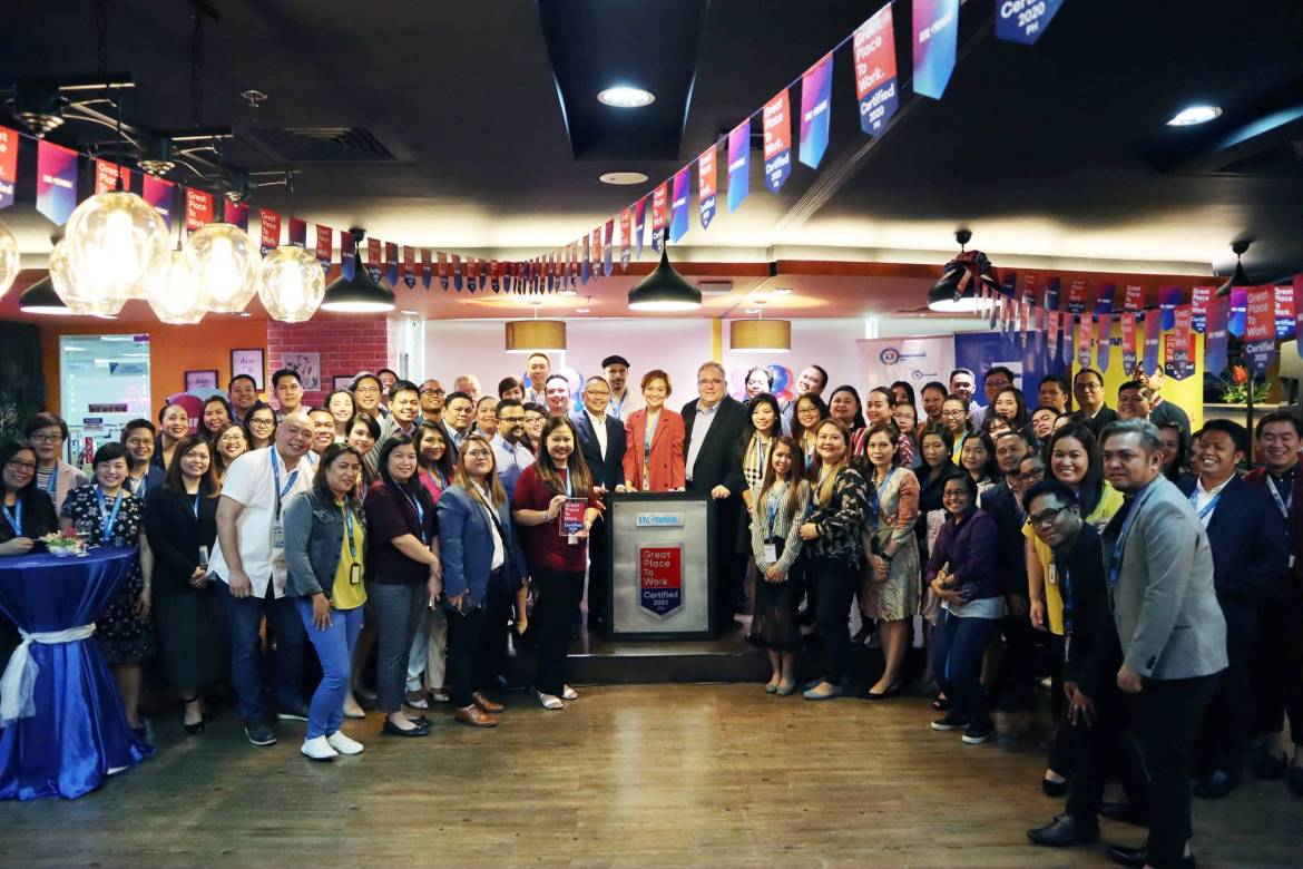Ingram Micro Philippines joins an elite group of companies around the globe