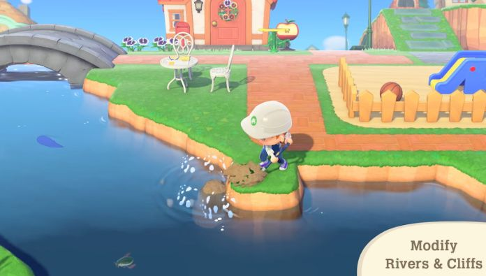 animal crossing new horizons nitendo direct terraforming 2