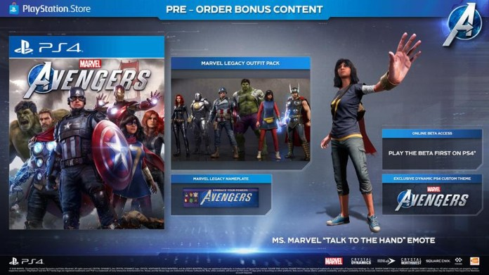 marvel's avengers pre-order collectors edition, Marvel's Avengers pre-order details and Collectors Edition revealed, Gadget Pilipinas, Gadget Pilipinas