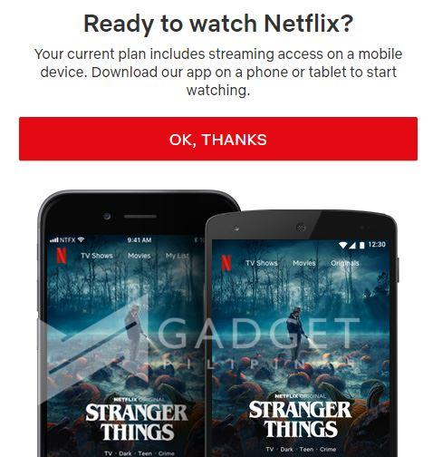 , Netflix now offers Mobile-only streaming plan for Filipinos, and there's one more thing you need to know!, Gadget Pilipinas, Gadget Pilipinas