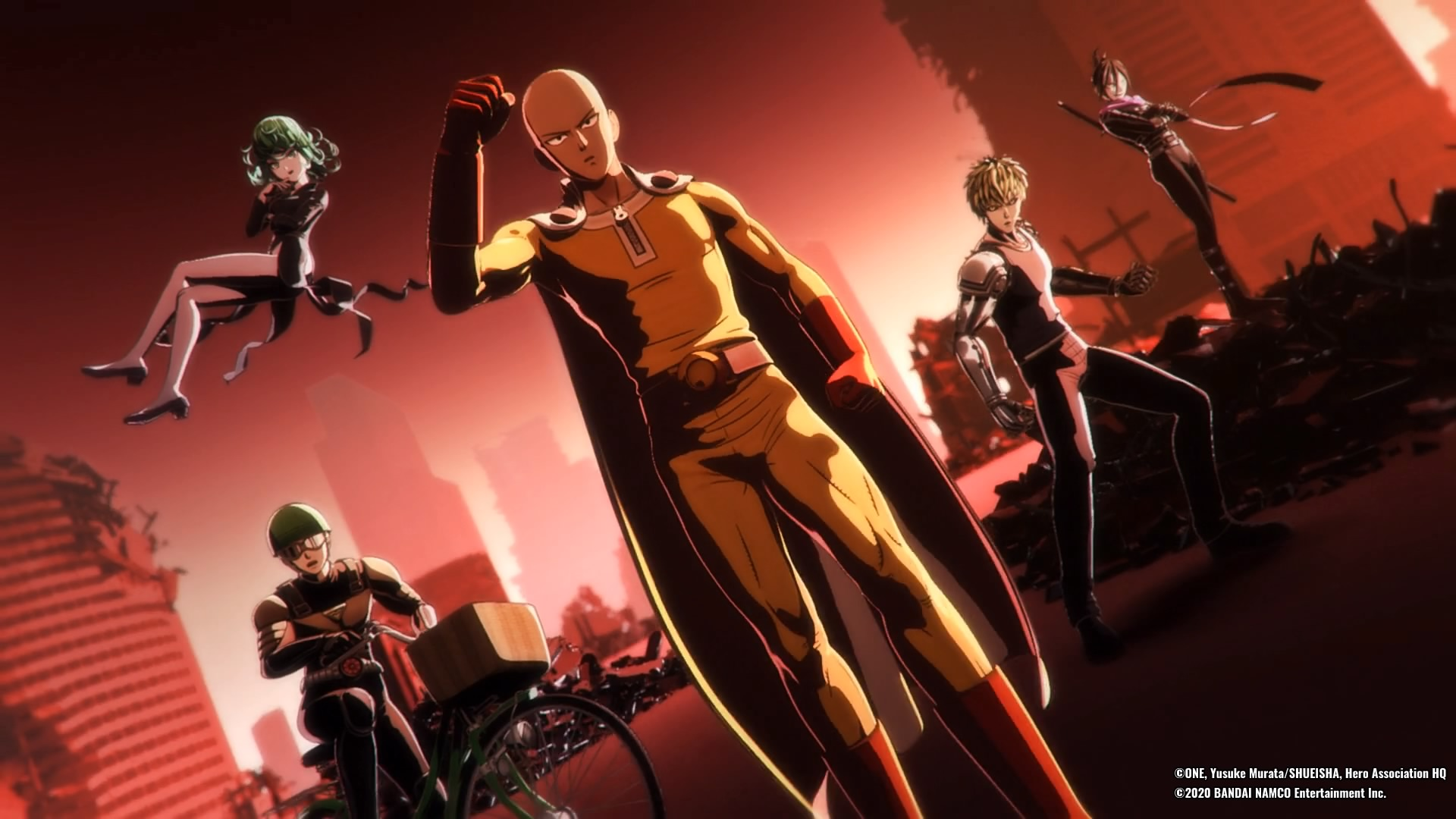 One Punch Man A Hero Nobody Knows Review One Punch Too Little