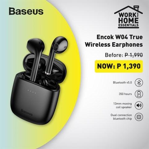 Baseus WFH Essentials - FB 4