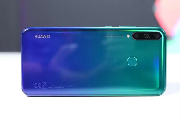 Huawei Y7P Review 26