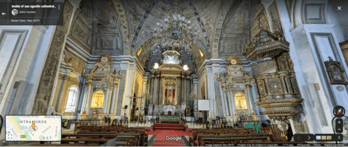 San Agustin Church, Intramuros