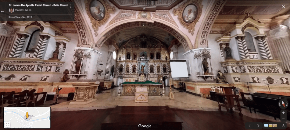 St. James The Apostle Parish, Pampanga