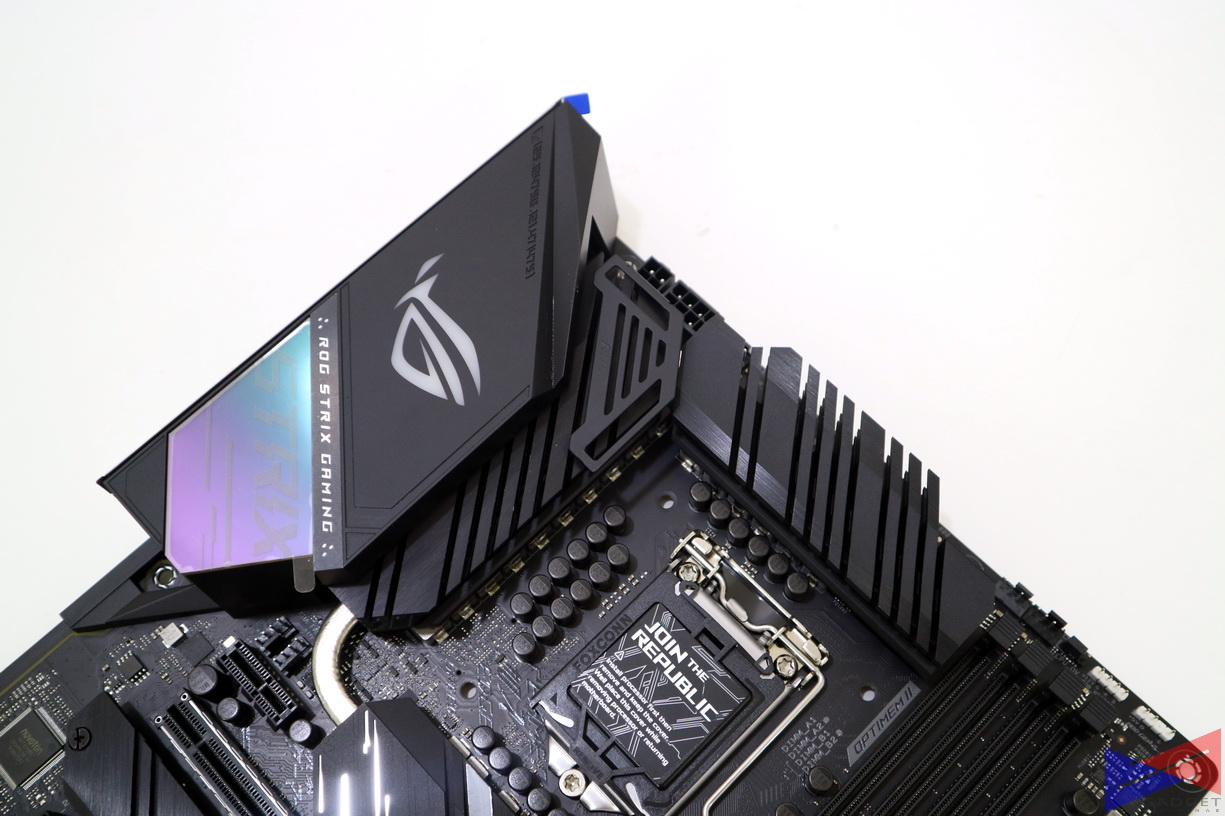 Asus Rog Strix Z490 E Gaming Motherboard Overview Gadget Pilipinas Tech News Reviews Benchmarks And Build Guides