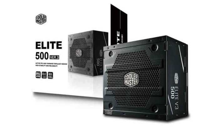 Php 25k Gaming PC Build Guide - Cooler Master CM 500watts Elite v3