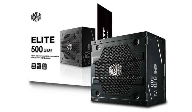 Php 25k Gaming PC Build Guide - Cooler Master CM 500watts Elite v3