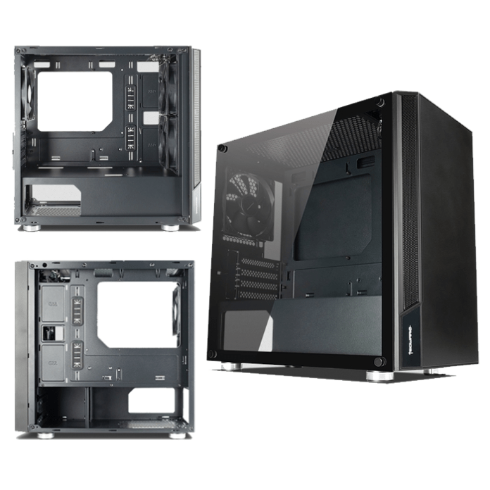 Php 25k Gaming PC Build Guide Tecware M2 TG mATX Case