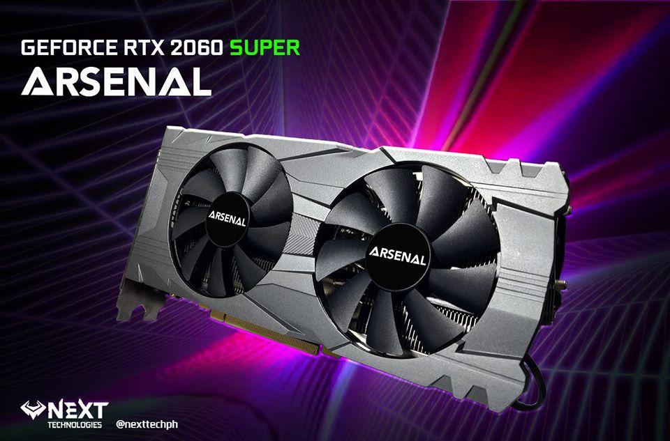 Arktek Arsenal RTX 2060 Super Review PH