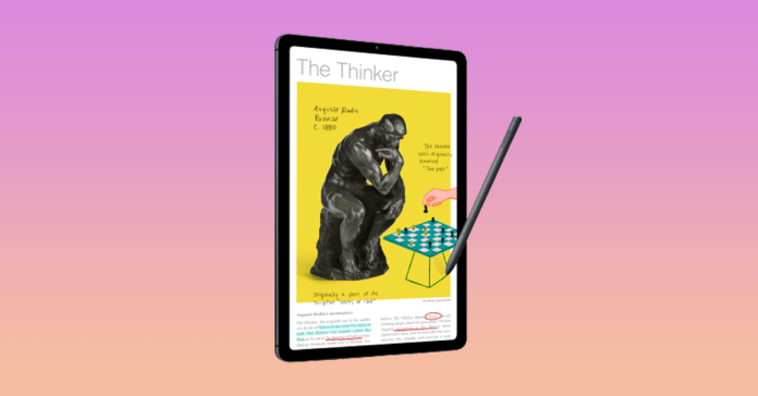 Galaxy Tab S6 Lite - Featured