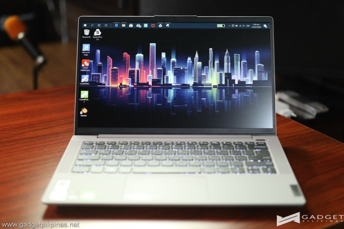 Lenovo Slim 5i Display