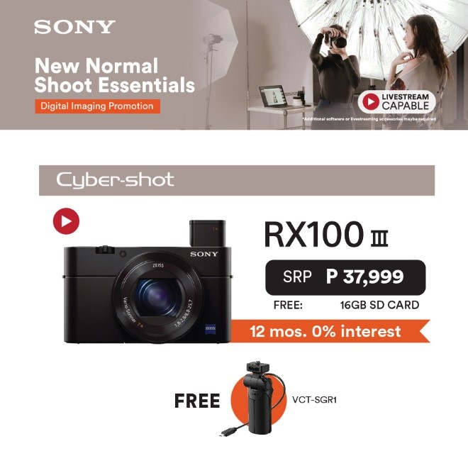 Sony New Normal Shoot Essentials 2