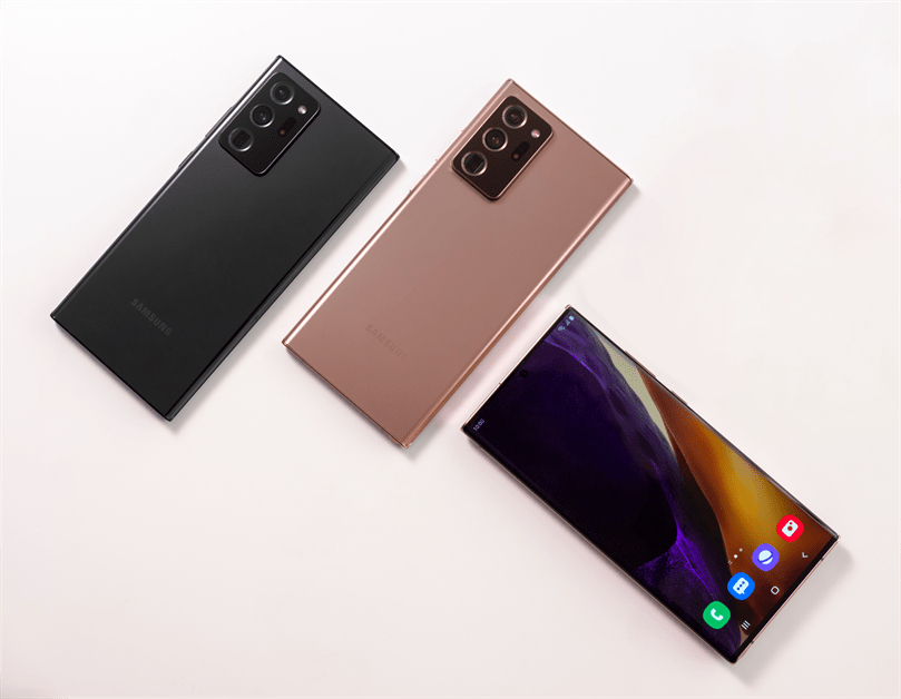 Note20 Ultra - All Colors - 1