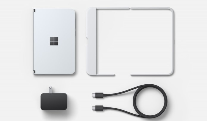 Surface Duo - What's in the Box