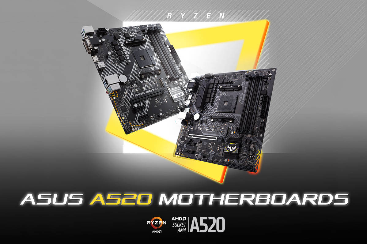 asus-a520-motherboards