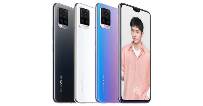 vivo S7 5G - All Colors