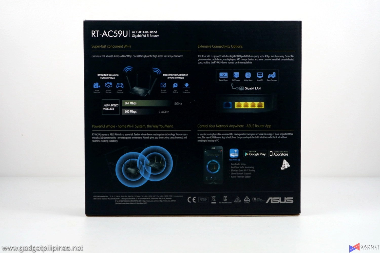 ASUS RT-AC59U V2 Router Review 006