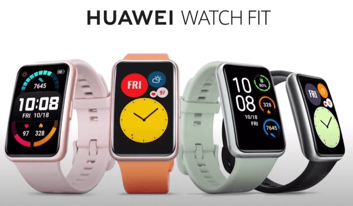Huawei Watch Fit - Featured