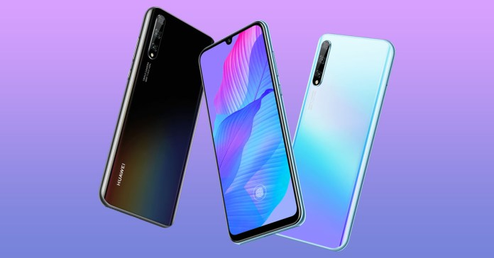 Huawei Y8p - All Colors