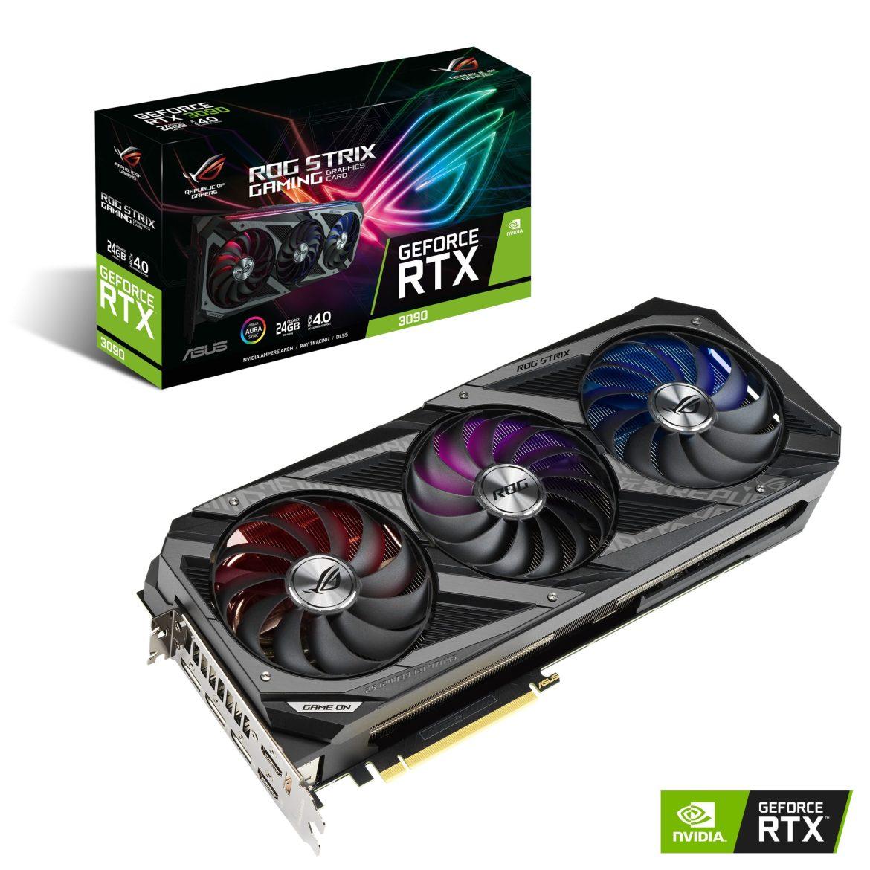 ROG Strix RTX 3090 PH