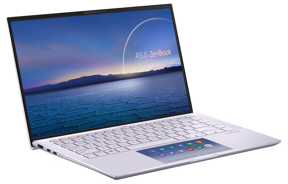 ZenBook 14_UX435EA_EG_Lilac Mist_Powerful performance