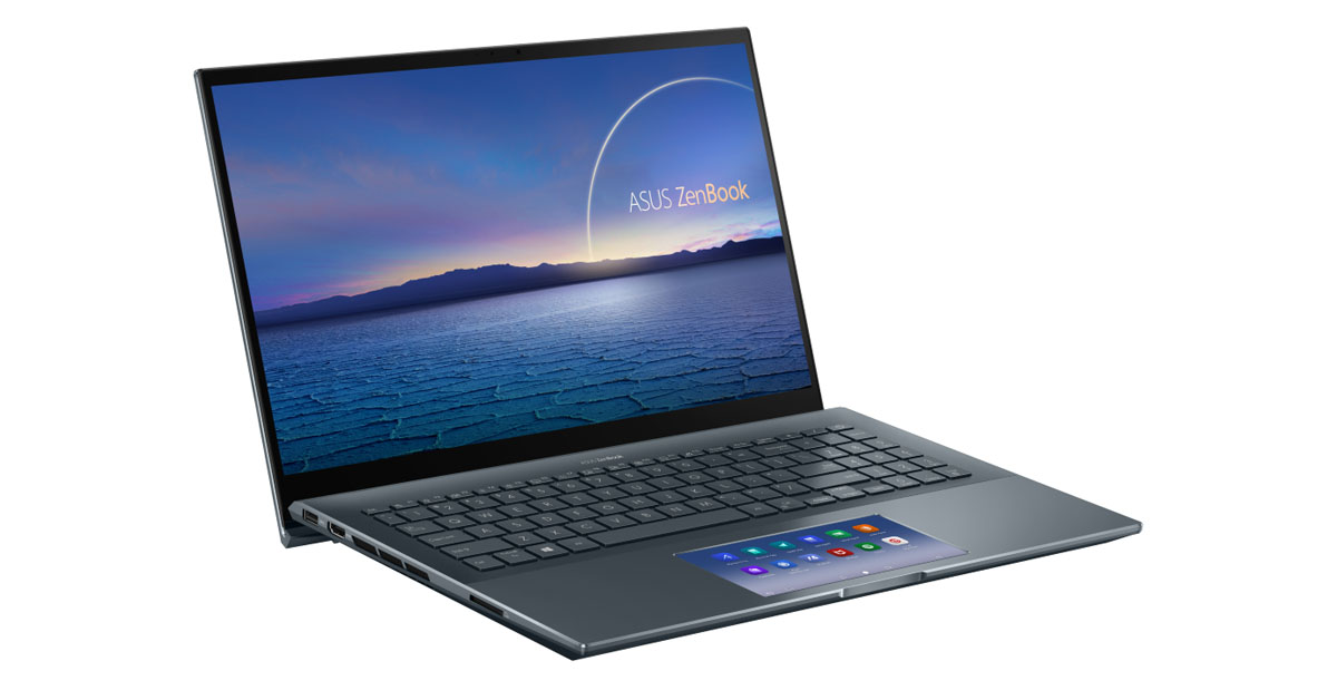 ZenBook Pro 15 UX535 - Featured