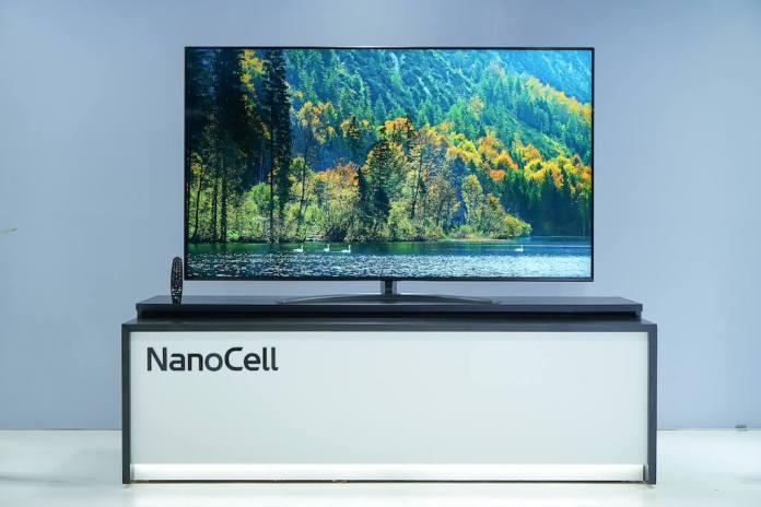 8 LG NanoCell Real 8K