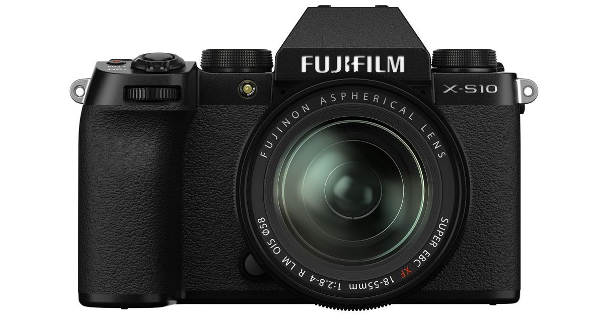 Fujifilm X-S10-1