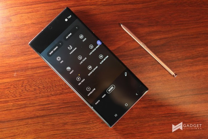 Note20 Ultra Review PH10