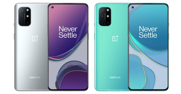 OnePlus 8T - All Colors