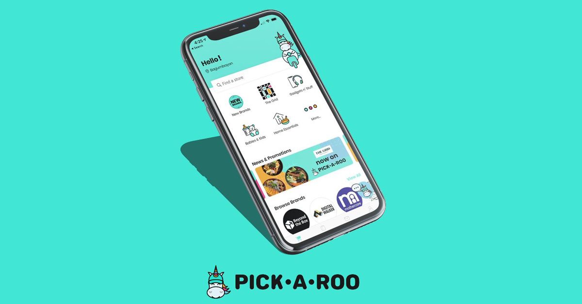 PICK.A.ROO - Featured