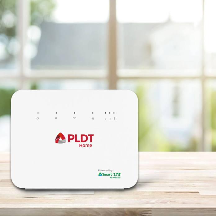 PLDT Home Wifi Prepaid Advance
