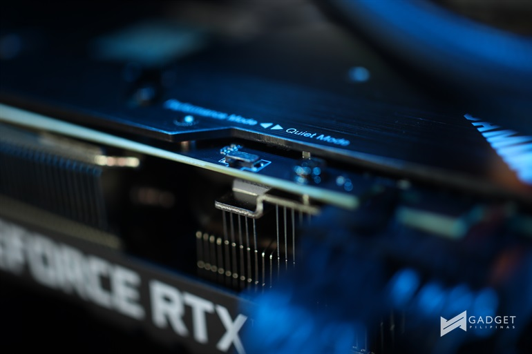 ASUS TUF RTX 3080 Review PH
