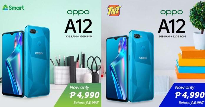 Smart TNT OPPO A12 Prepaid Bundle 1
