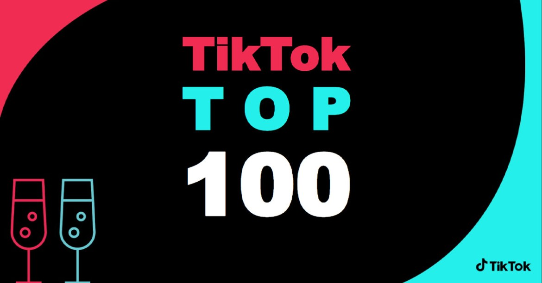 TikTok Top 100 2020