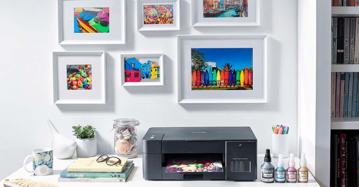 Brother Launchers its Newest Ink Tank Printers in PH 2