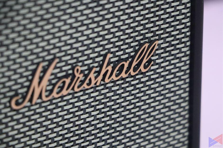 Marshall Uxbridge Voice Logo