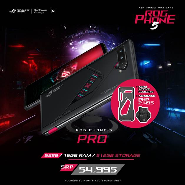 ROG Phone 5 Series - ROG Phone 5 Pro