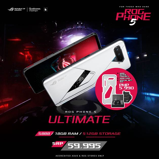 ROG Phone 5 Series - ROG Phone 5 Ultimate