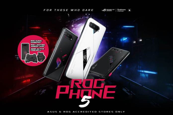 ROG Phone 5 Series - ROG Phone 5